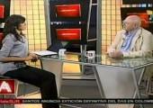 Entrevista a Carlos Martínez – Telesur