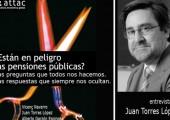 Entrevista a Juan Torres: ¿Están en peligro las pensiones públicas?