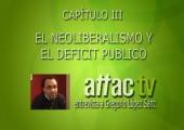 Entrevista a Gregorio López Sanz: El neoliberalismo y el déficit público. Cap. III