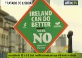 INFORMATIVO ATTAC.TV: Tratado de Lisboa / Referéndum de Irlanda