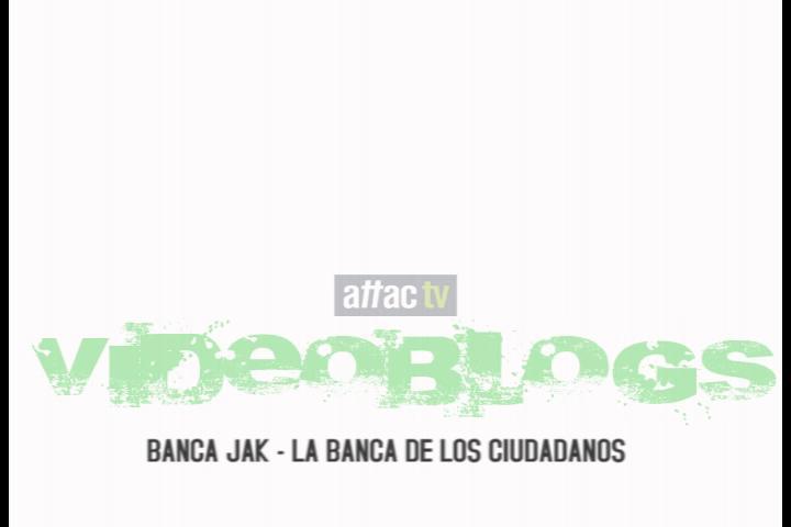 Banca JAK – Banca alternativa – Miguel Ganzo