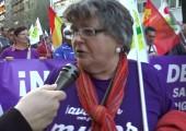22M Marcha por la dignidad / Columna Andalucía