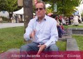 Repensar la Economía –  Alberto Acosta